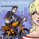 Hej Monica/Nic & The Family