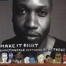 Make It Right (feat. Demetreus)/Christian Falk