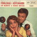 Förälskad i Köpenhamn vol 1/Siw Malmkvist