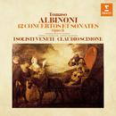 Albinoni: 12 Concertos et sonates, Op. 2/Claudio Scimone