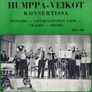 Konsertissa/Teijo Joutsela ja Humppa-Veikot
