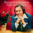 Ruusuja hopeamaljassa/Erkki Junkkarinen