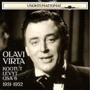 Kootut levyt osa 6 1951-1952/Olavi Virta