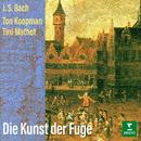 Bach: Die Kunst der Fuge, BWV 1080/Ton Koopman & Tini Mathot