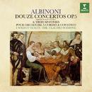 Albinoni: Douze concertos, Op. 5 & Trois sinfonies/Claudio Scimone