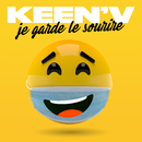 Je garde le sourire/Keen'V