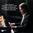 Schubert: Sonate No. 21, D. 960 - Beethoven: Sonate No. 12, Op. 26/Cyprien Katsaris