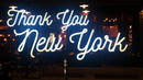 Thank You, New York (feat. Gaby Moreno) [Lyric Video]/Chris Thile