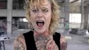 Ein Schmerz und eine Kehle/Jennifer Rostock