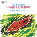 Stravinsky: Le sacre du printemps, 4 Études & Scherzo à la russe/Eliahu Inbal