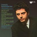 Mozart: Piano Concertos Nos. 14, 15 & 16/Daniel Barenboim