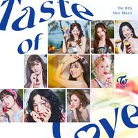 Taste of Love/TWICE