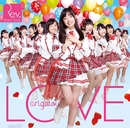 「LOVE-arigatou-」通常盤Type-A/Rev. from DVL