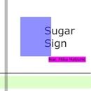 Sugar Sign/チャリけんP(安田チャリけん)