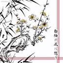 白梅の花に想う/As'257G