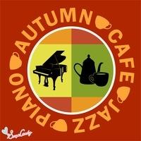 秋カフェ ジャズピアノ