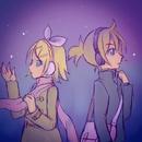 二つの夜空/harunacute
