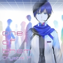 one of them/HzEdge(クリスタルP)