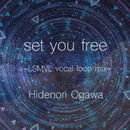 set you free -LSMVL vocal loop mix-/Hidenori Ogawa