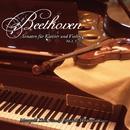 ベートーヴェン:ピアノとヴァイオリンのためのソナタ 第1・5・10番/木野雅之 & 平沢匡朗