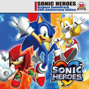 SONIC HEROES Original Soundtrack 20th Anniversary Edition/SONIC HEROES