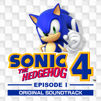 SONIC THE HEDGEHOG 4 EPISODE I オリジナルサウンドトラック