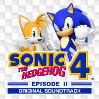 SONIC THE HEDGEHOG 4 EPISODE II オリジナルサウンドトラック
