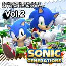 SONIC GENERATIONS OFFICIAL SOUNDTRACK Vol.2/V.A