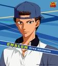 EMBLEM(アニメ「テニスの王子様」)/宍戸 亮