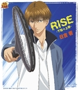 RISE-下剋+上等-(アニメ「テニスの王子様」)/日吉 若