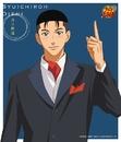 月の軌道(アニメ「テニスの王子様」)/大石秀一郎