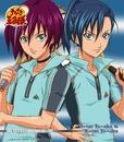 THE BEST OF RIVAL PLAYERS XXIV Yohei Tanaka&Kohei Tanaka (アニメ「テニスの王子様」)/田中洋平&田中浩平