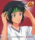 THE BEST OF RIVAL PLAYERS VII Taichi Dan(アニメ「テニスの王子様」)/壇 太一