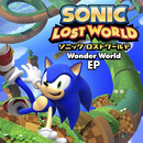 SONIC LOST WORLD - Wonder World EP/SEGA / Tomoya Ohtani