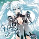 Hug(PS Vita専用ゲームソフト「超女神信仰 ノワール 激神ブラックハート」EDテーマ)/marina