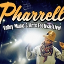 VALLEY MUSIC & ARTS FESTIVAL:LIVE!/Pharrell
