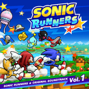 Sonic Runners Original Soundtrack Vol.1/SEGA / Tomoya Ohtani