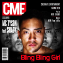 Bling Bling Girl feat.SHADY from TAKING OVER (Pro.by NOBB TAKAMI)/MC TYSON