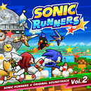 Sonic Runners Original Soundtrack Vol.2/SEGA / Tomoya Ohtani