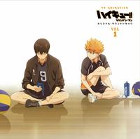 TVアニメ『ハイキュー!! セカンドシーズン』オリジナル・サウンドトラック Vol.1