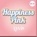 Happiness Pink Hi-R/ANNA☆S