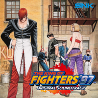 THE KING OF FIGHTERS '97 ORIGINAL SOUND TRACK