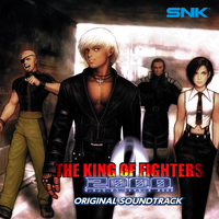 THE KING OF FIGHTERS 2000 ORIGINAL SOUND TRACK
