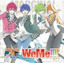 TVアニメ「MARGINAL#4 KISSから創造(つく)るBig Bang」OP主題歌「WeMe!!!!」/MARGINAL#4