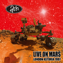 LIVE ON MARS LONDON ASTORIA 1997/ASH