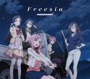 TVアニメ「サクラクエスト」エンディング・テーマ「Freesia」/(K)NoW_NAME