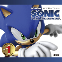 SONIC THE HEDGEHOG ORIGINAL SOUND TRACK Vol. 1