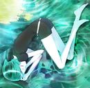 鏡面の波(アニメ盤)/YURiKA