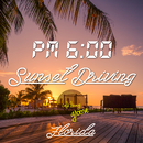 PM 6:00, Sunset Driving, Florida~大人の快適休日ドライブBGM~/Cafe lounge groove