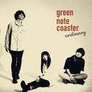 ordinary/green note coaster
